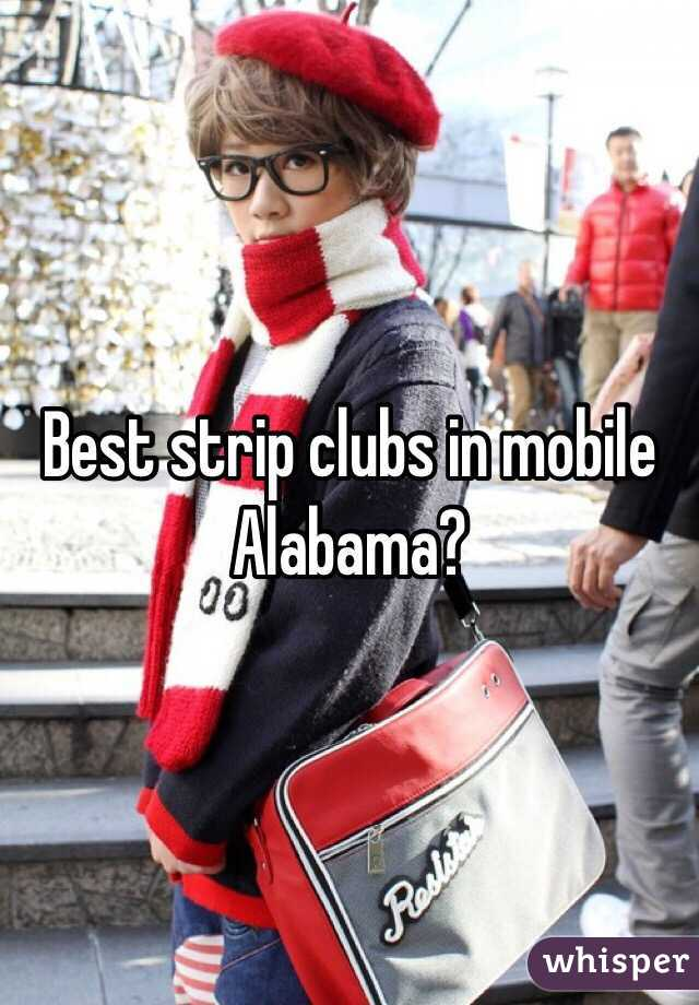 Strip Clubs In Mobile Alabama