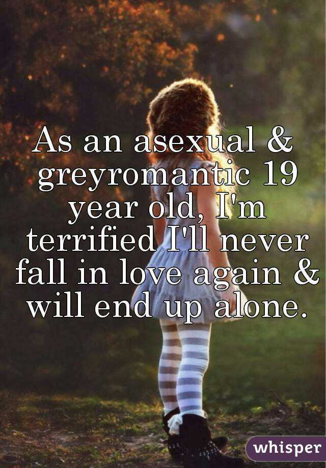 Grey romantic asexual