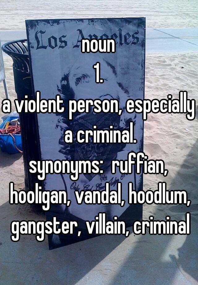 vandel synonym