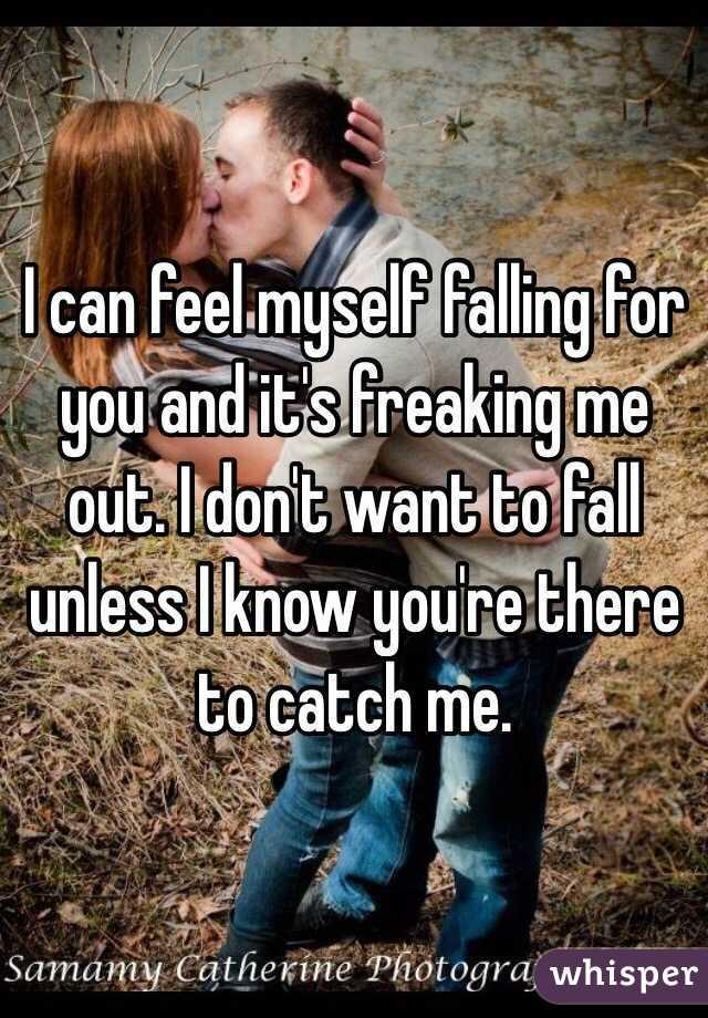 I feel myself couple