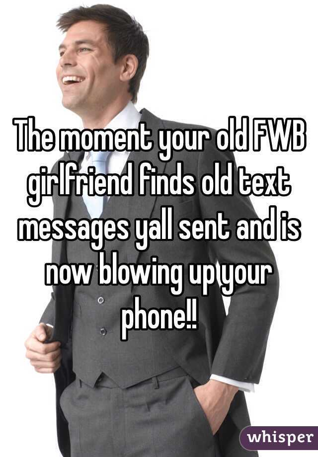 Fwb text messages