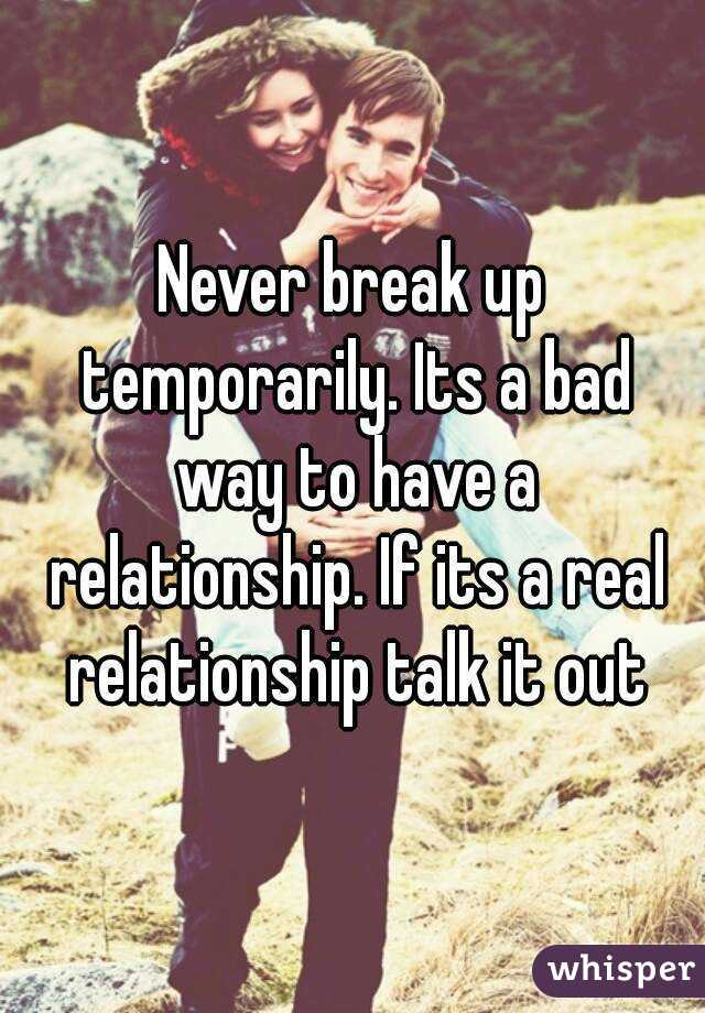 how to have the relationship talk