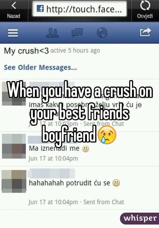 find my best crush