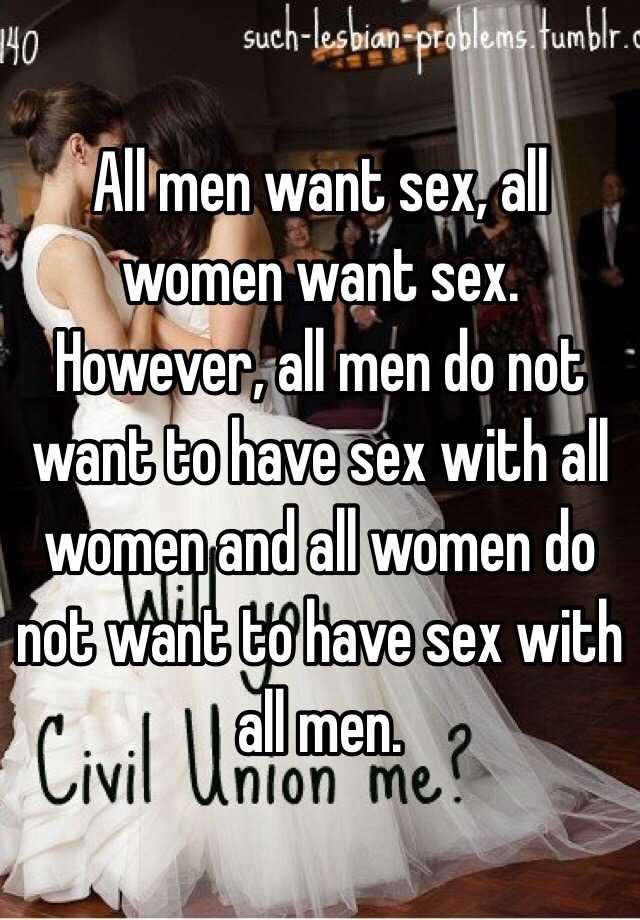 why do women not want sex