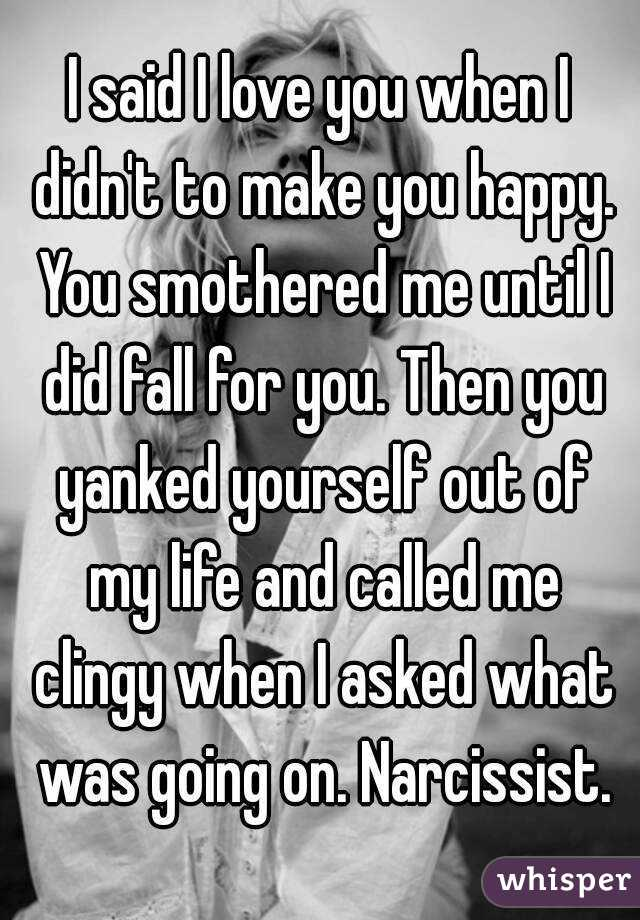 How To Make A Narcissist Love You