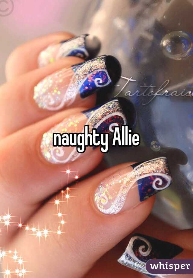 Pics naughty allie naughtyallie adultplayonline