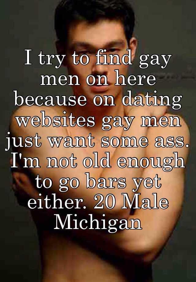 Gay mens dating website