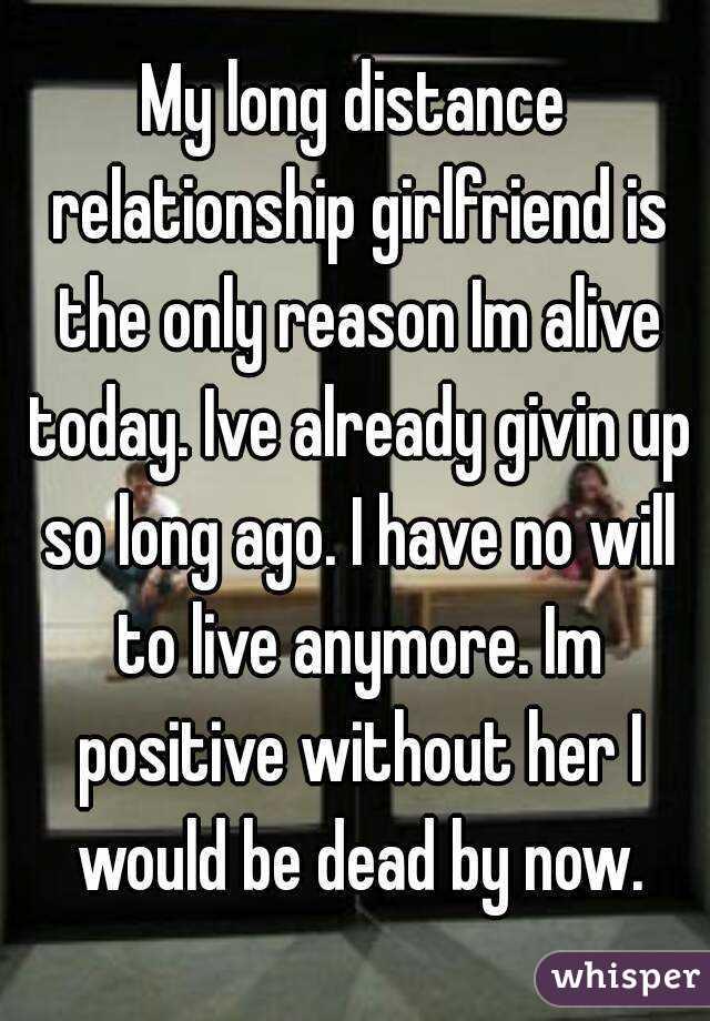 My girlfriend seems distant