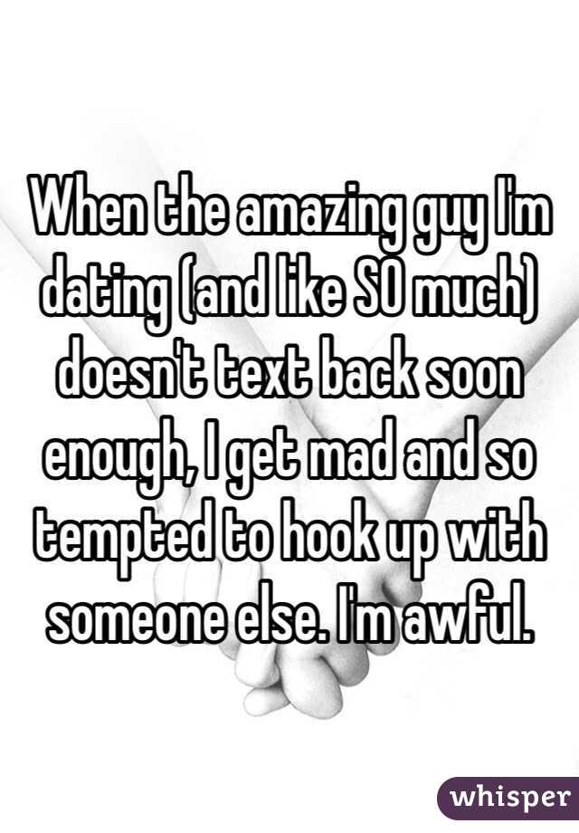 Non-stationary jackpot Seeing Is Im Guy Else Hookup Someone absorb