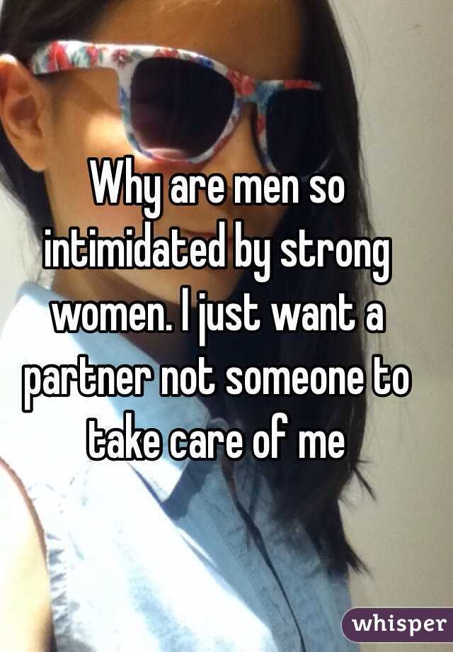 Men who want to take care of women
