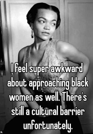 Approaching black women