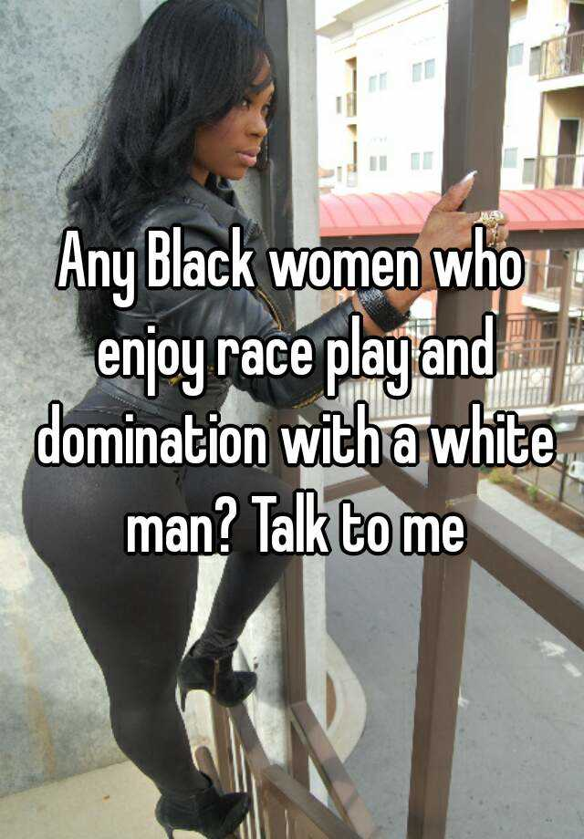 Black domination stories