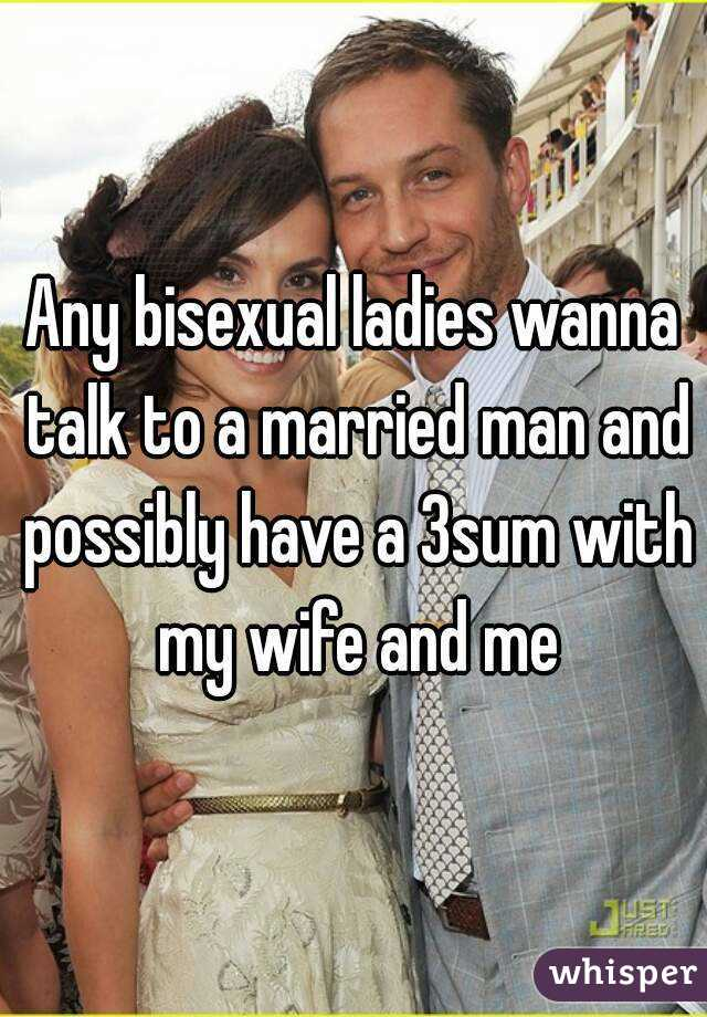 Married men that have bisex
