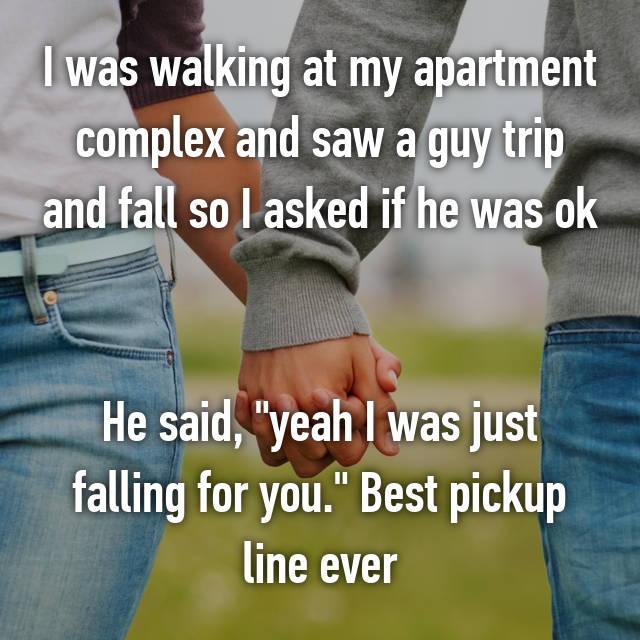 Complex pick up lines