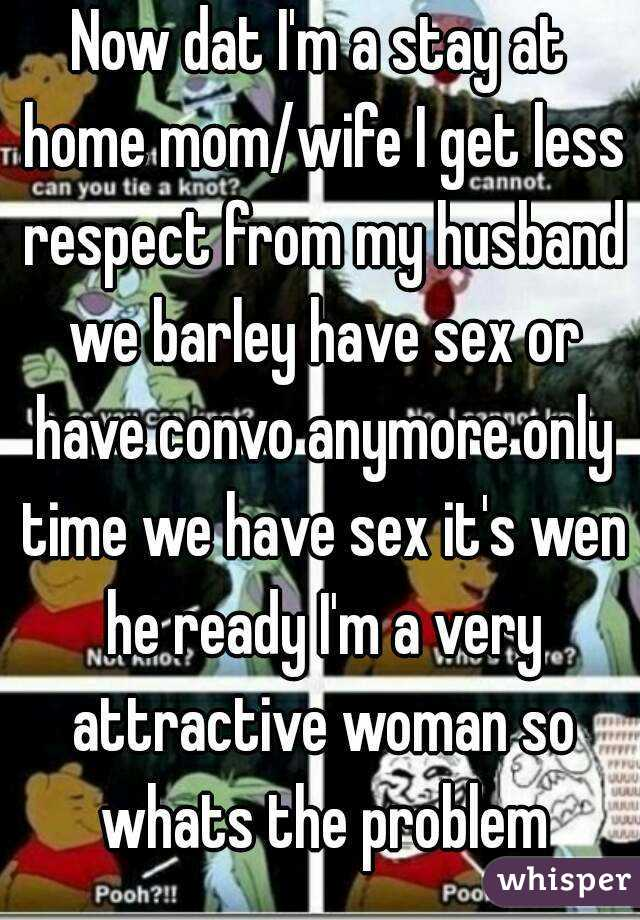 Stay home wife sex — 8