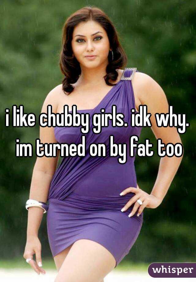 Chubby fat loving