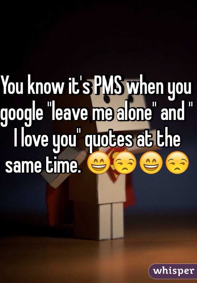 Google i love you quotes