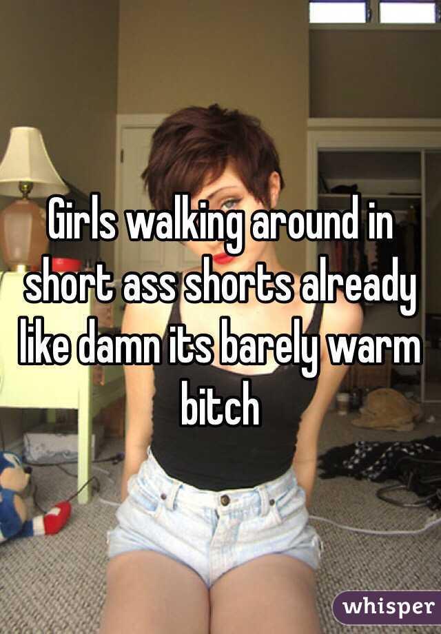 Perfect Ass Walking