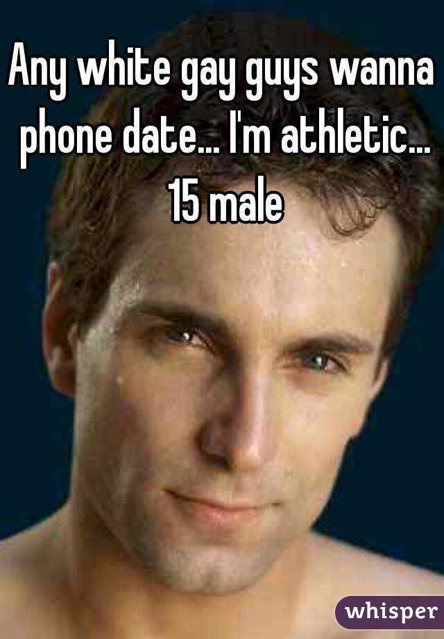 Gay phone date