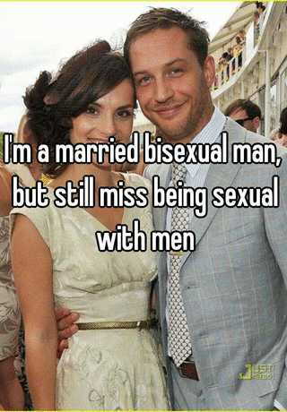 Being bisexual and married