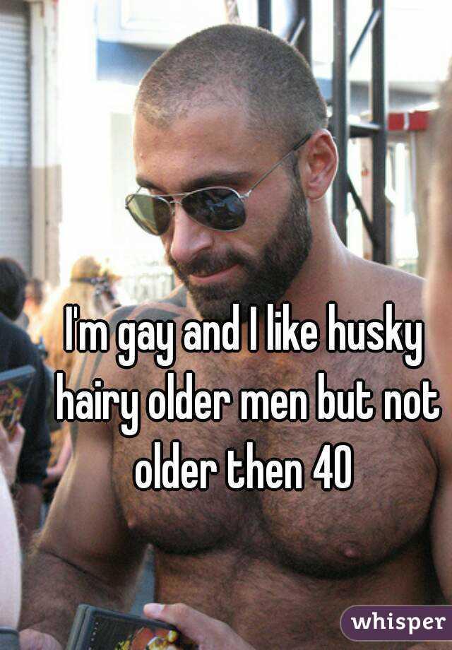Hairy straight men solo
