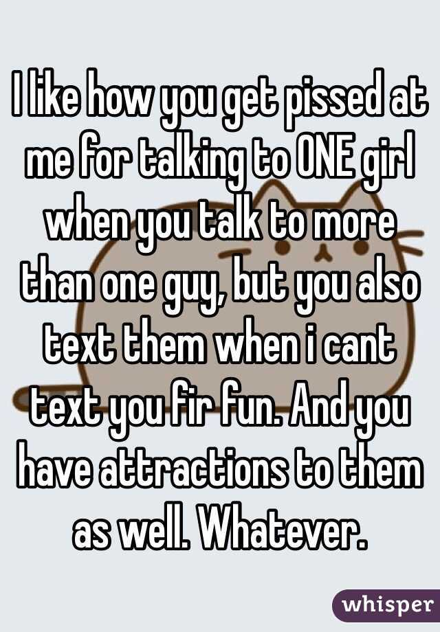 How To Get A Guy To Talk To Me
