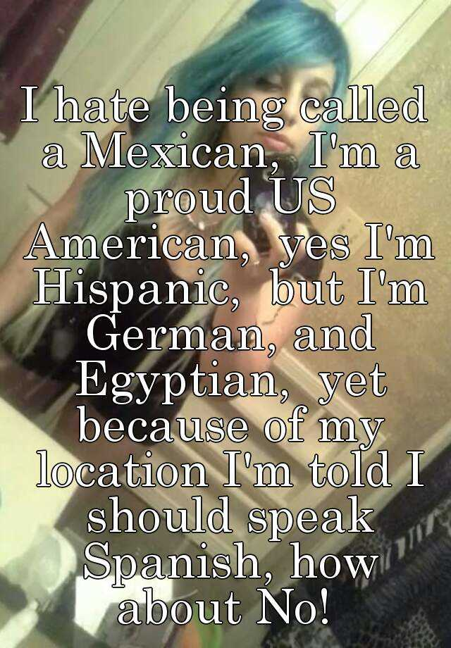 im proud to be an american because