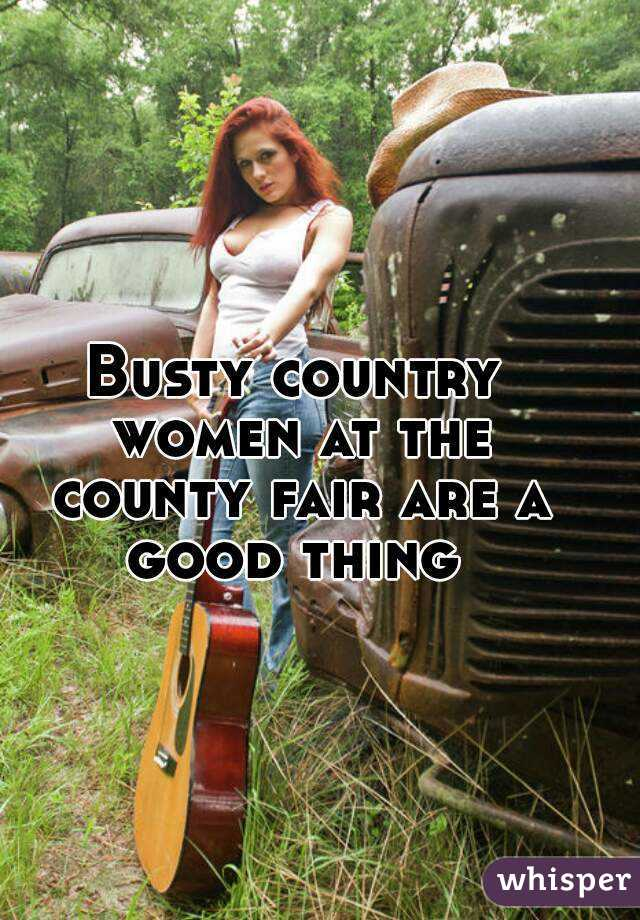 busty cow ladies