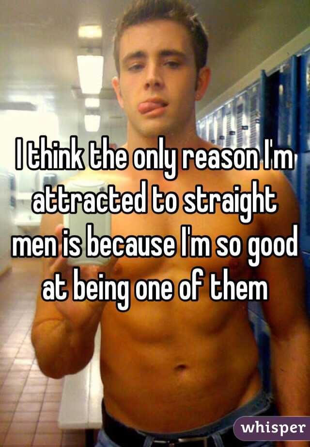 Straight Men Attracted To Other Men