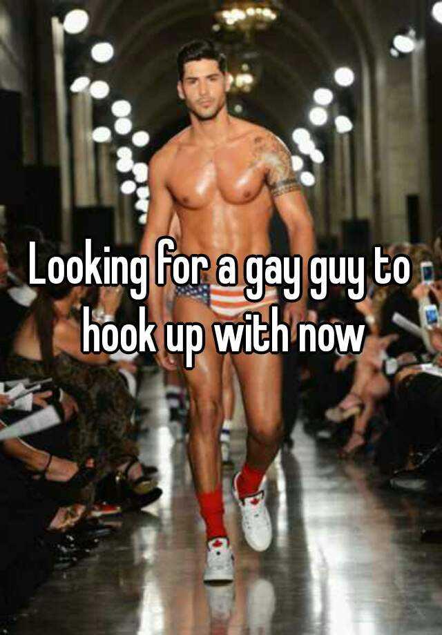 I Am Hookup A Male Model