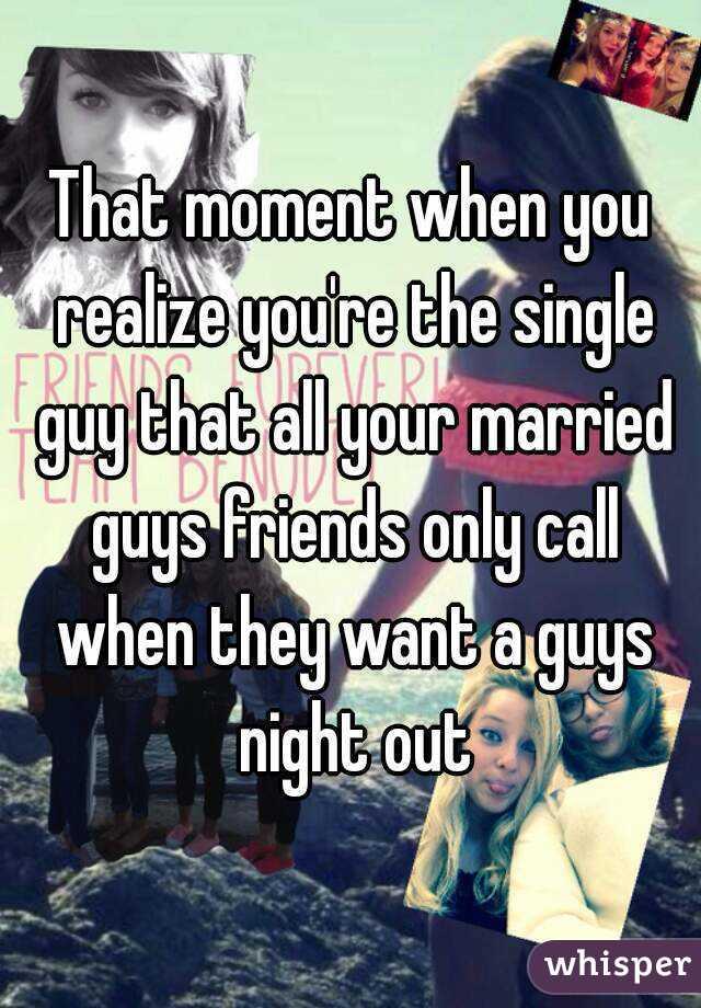 Married woman single guy friend