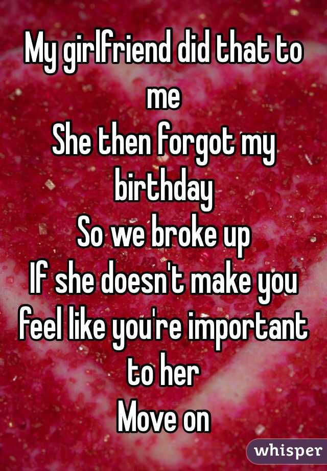 what should i make my girlfriend for her birthday