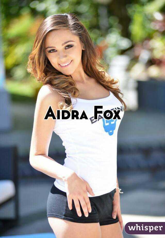 aidra fox stepbrother