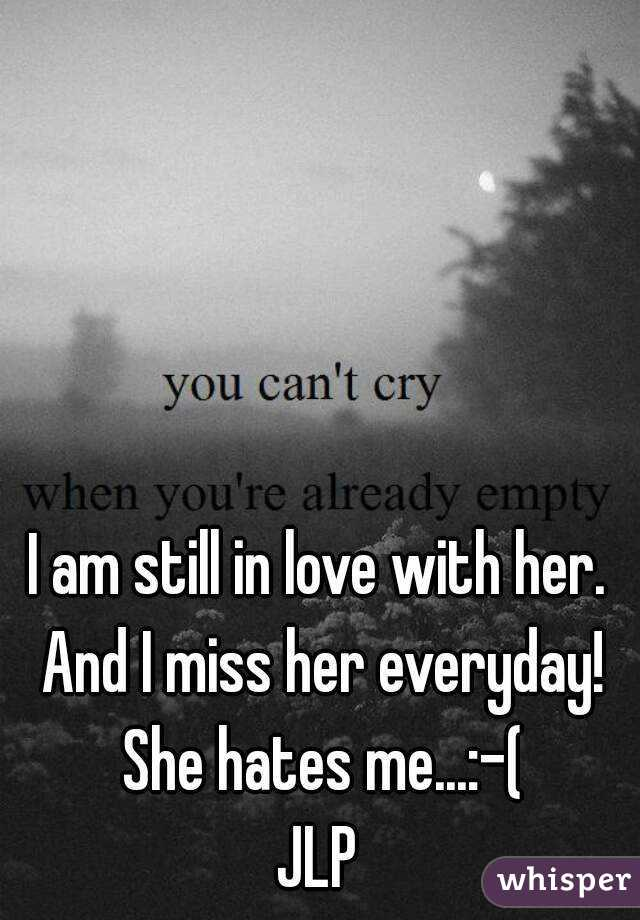 Michal Her With In I Still Am Love can put metal