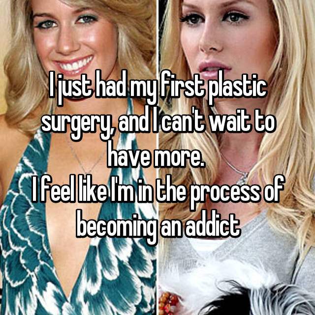 Best Places In The World To Have Plastic Surgery: Addicted To Plastic Surgery: 17 People Who Can't Stop