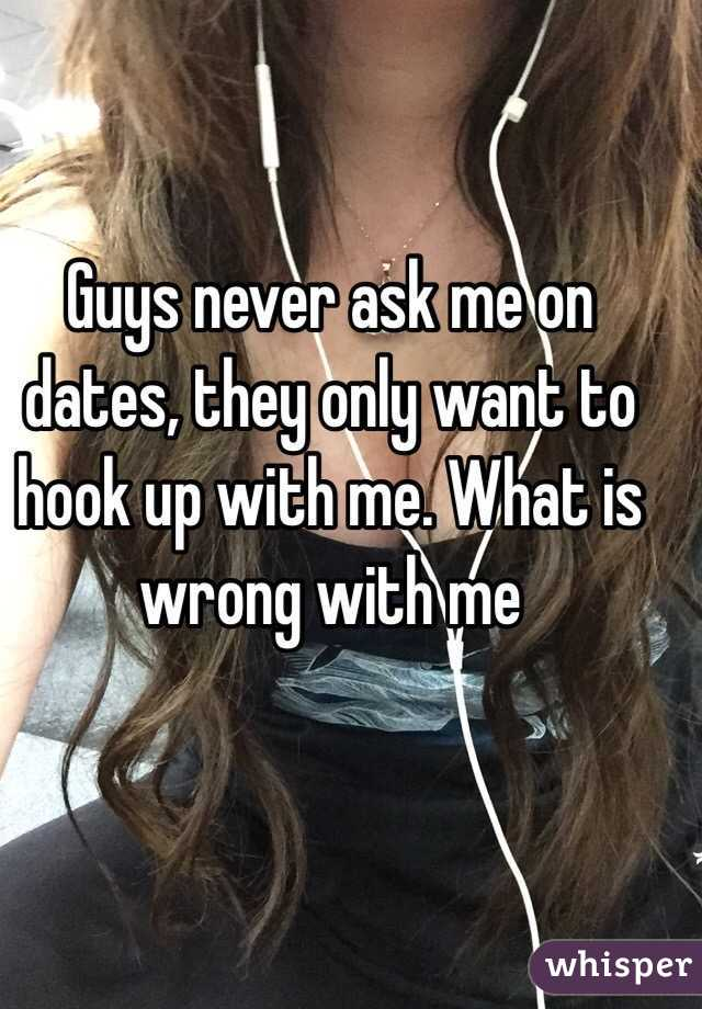 Guys that only want to hook up