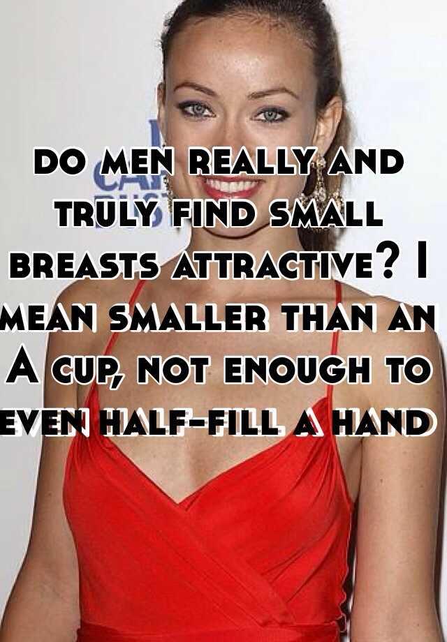 men really find attractive