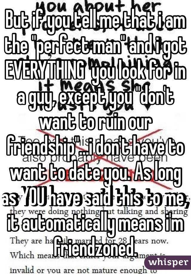 perfect man for me
