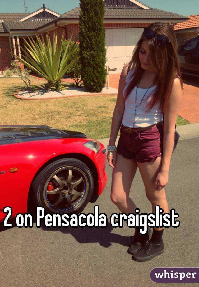 2 On Pensacola Craigslist