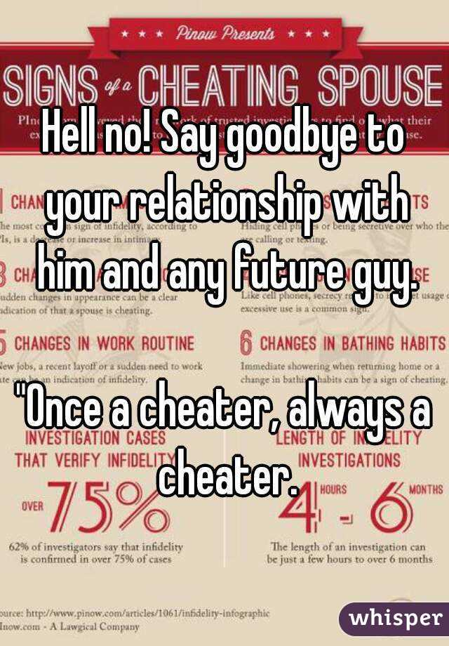 When to say goodbye to a relationship