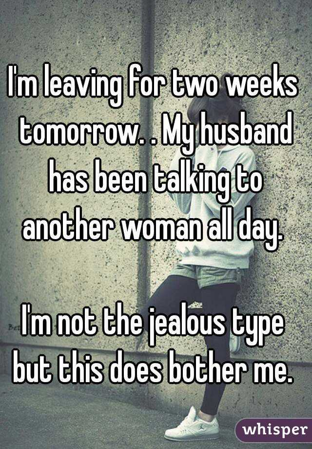Leaving my wife for another woman