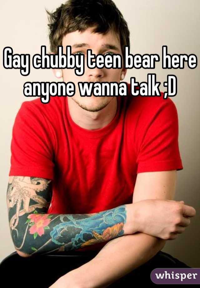 Gay bear teen