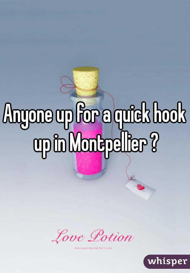Quick hook ups