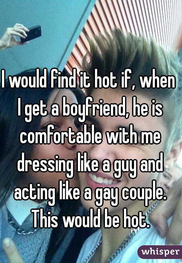 How to be a hot gay