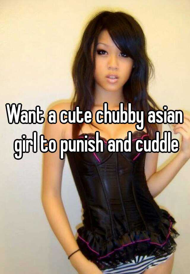 Apologise, Chubby asian girls think, that