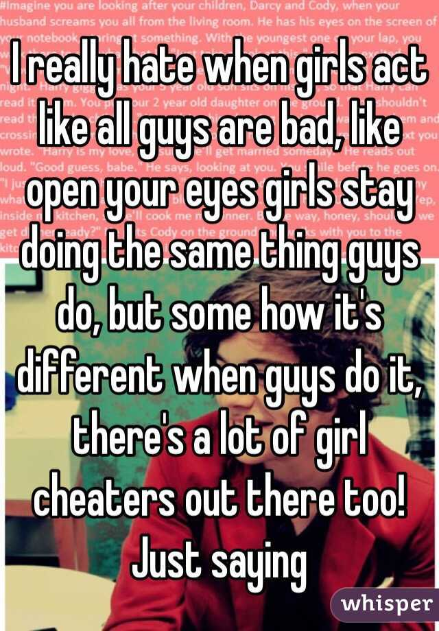 women who stay with cheaters