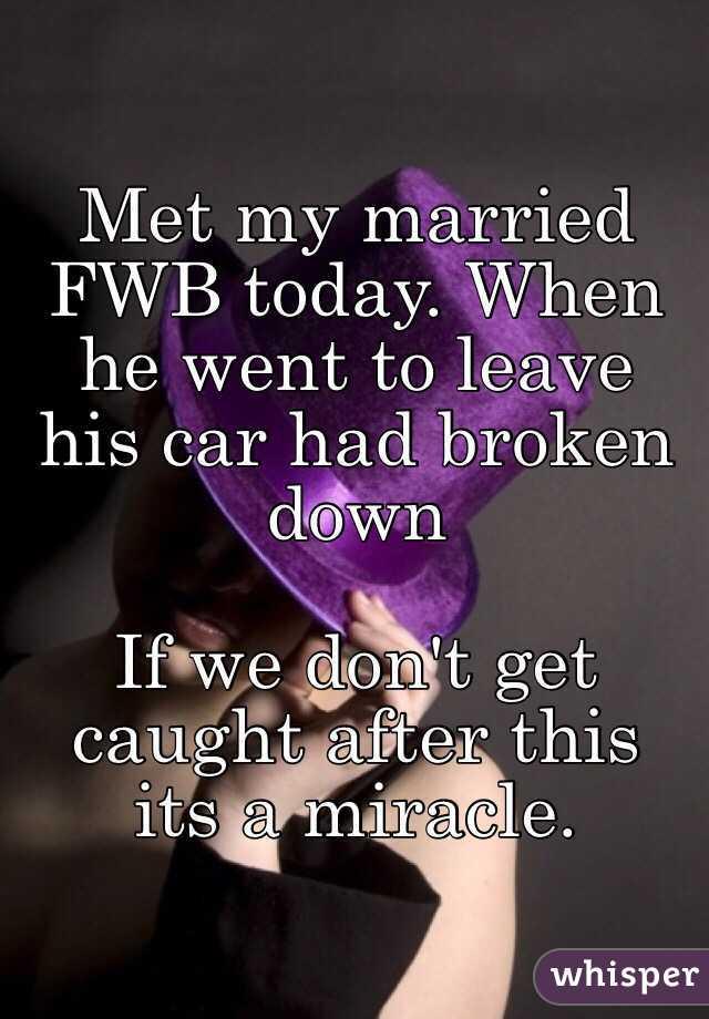 Married fwb