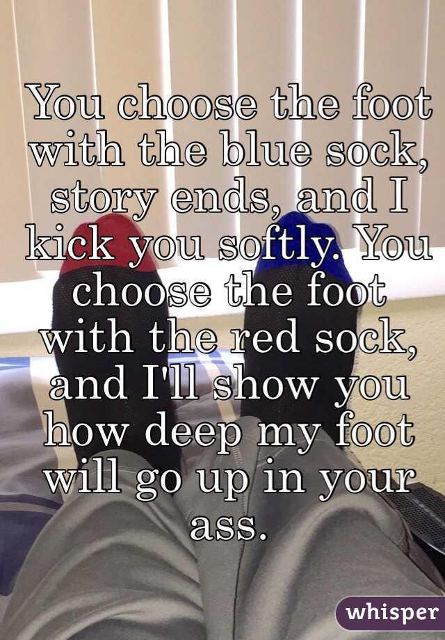 ass Deep foot