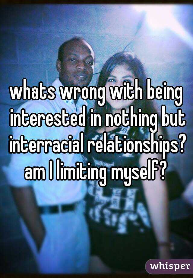 Christine interracial young