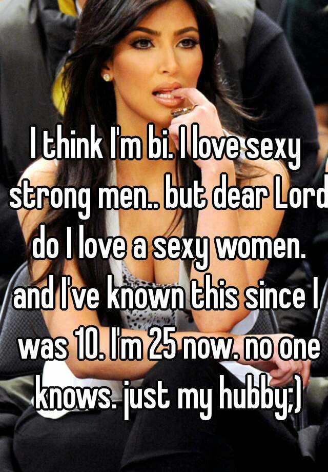 I love sexy women